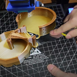 easy to remove large prints