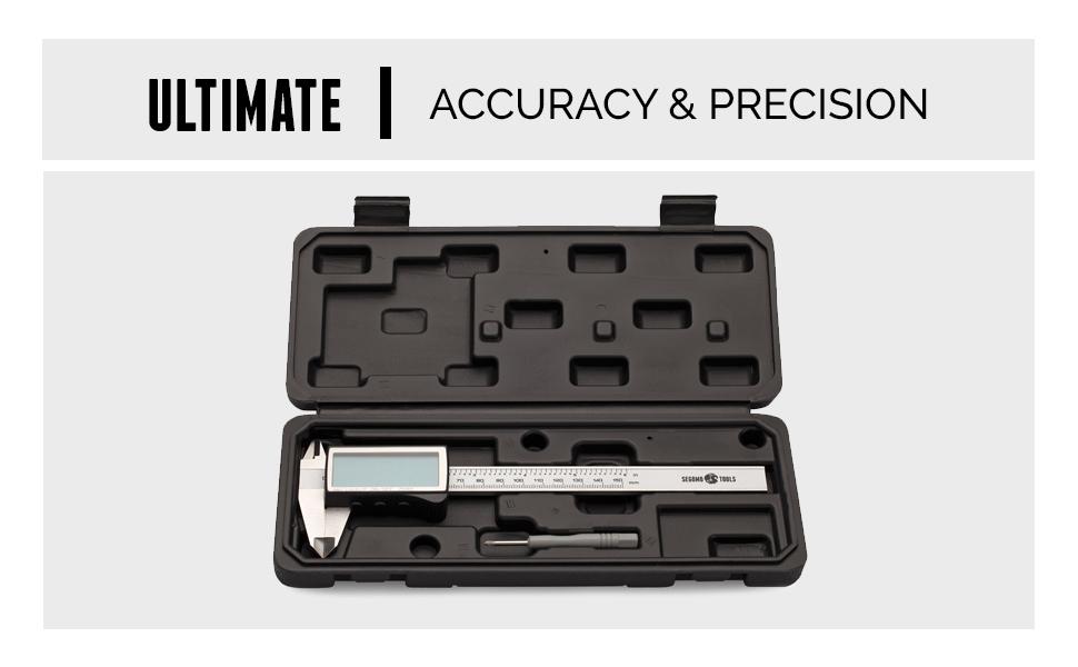 Ultimate accuracy & precision