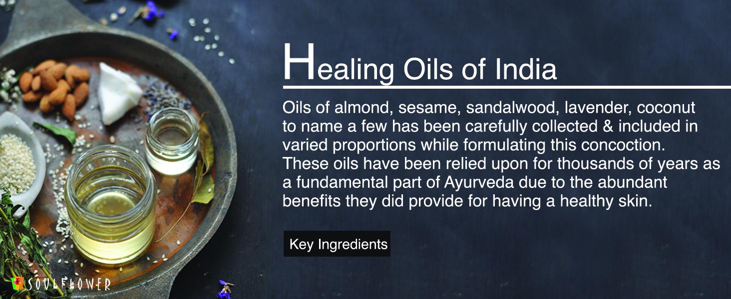 oils of India