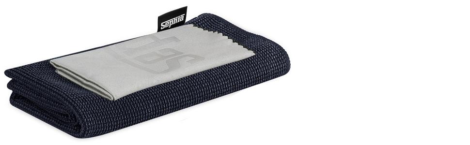 sephia screen cleaner microfiber cloth set