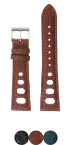 Vintage Leather Rally Strap