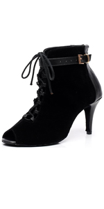 dancing boots women