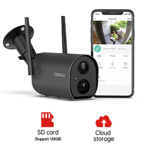 wifi camera outdoor