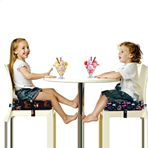 dining chair booster seat