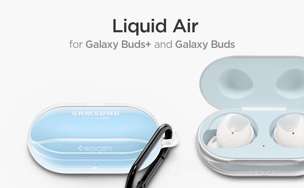 Spigen Liquid Air Designed For Galaxy Buds Plus Case Elektronik