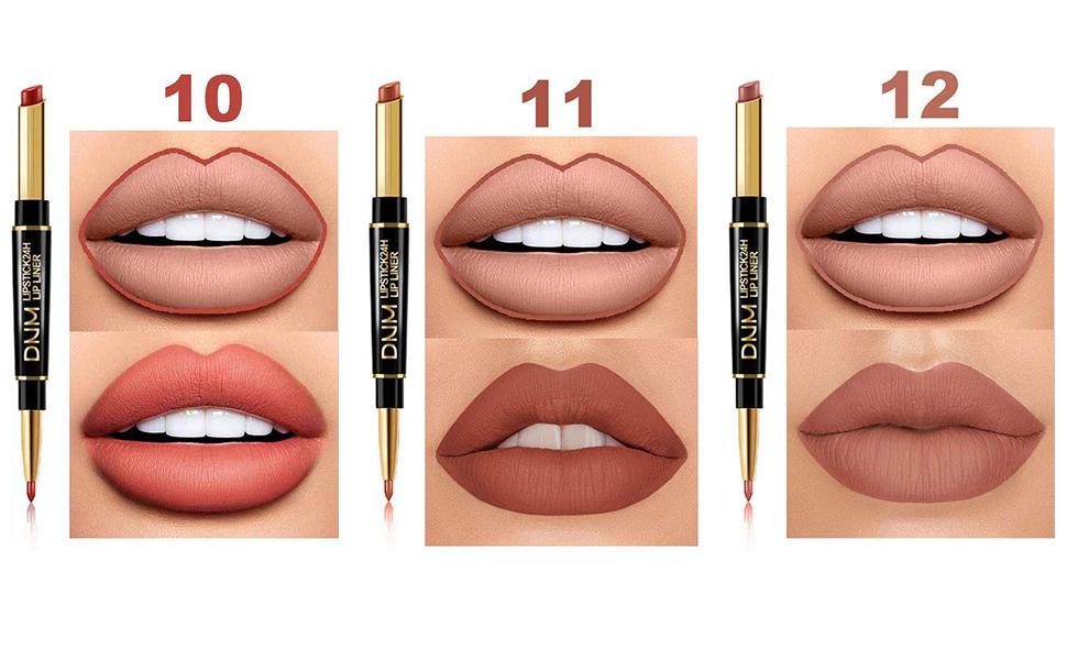 double head lipstick
