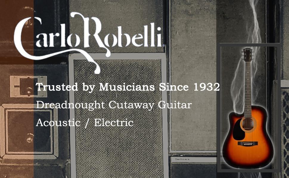carlo robeli guitar
