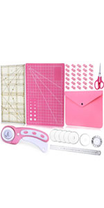 Rotary Cutter Set-Fabric Cutter