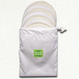 Coussinets dallaitement r/éutilisables Coussinet d/'allaitement lavable galb/é en fibres de bambou tr/ès doux r/ésistant aux fuites et ultra absorbant Kit allaitement de 10 coussinets en bambou bio