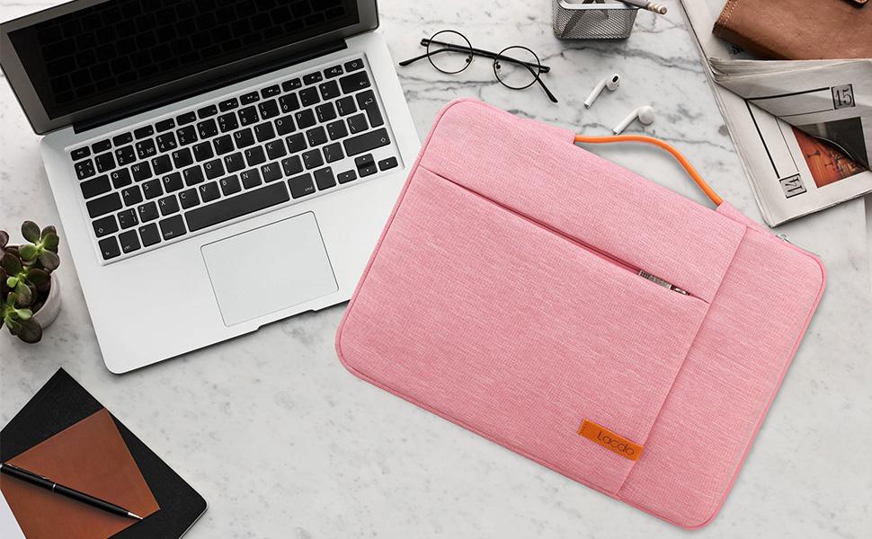 Lacdo 13 Zoll 360 Rundumschutz Laptop Hülle Tasche Für Computer Zubehör