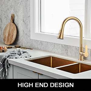 kitchen faucet single handle