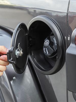 jeep jl fuel door cover