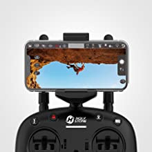 6-Holy Stone HS700 FPV Drone with 1080p HD Camera Live Video and GPS