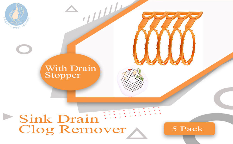 clogged sink drain,drain snake for shower,sink hair remover stick, pipe cleaners