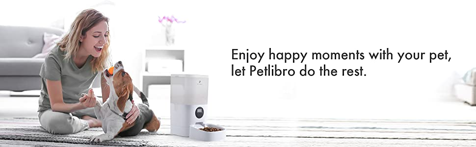 Food Tank Feeder for Pet - Petlibro