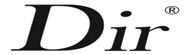 dir salon furniture logo