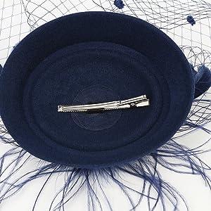 Clip Tea Party Headwear