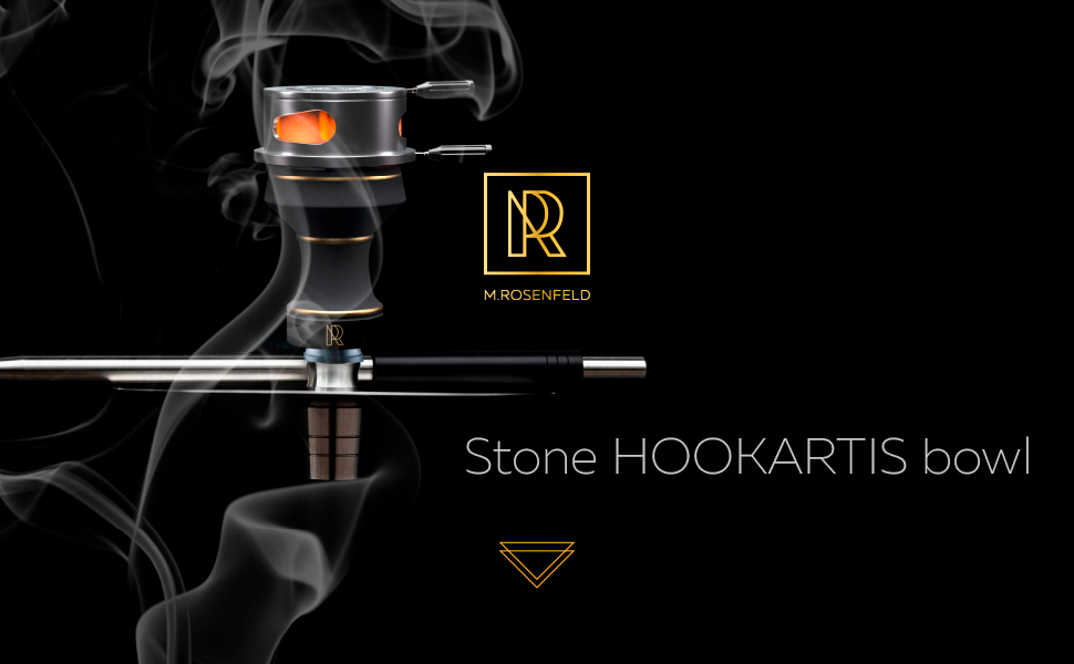hookah bowl stone shisha durable big capacity heat management coal saver hookah bowl set