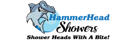 HammerHead Showers All Metal Shower Heads and Accessories