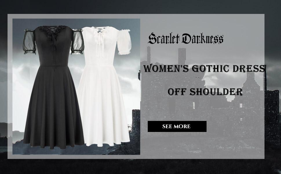 Off Shoulder Dress for Women