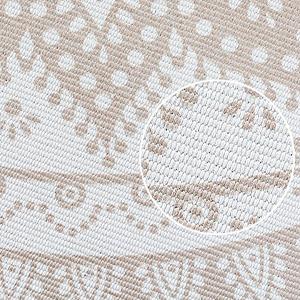 mandala rugs boho circle rug woven bedroom round living room throw area mat cotton