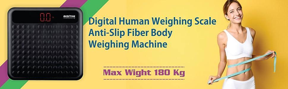 Meditive human weight machine