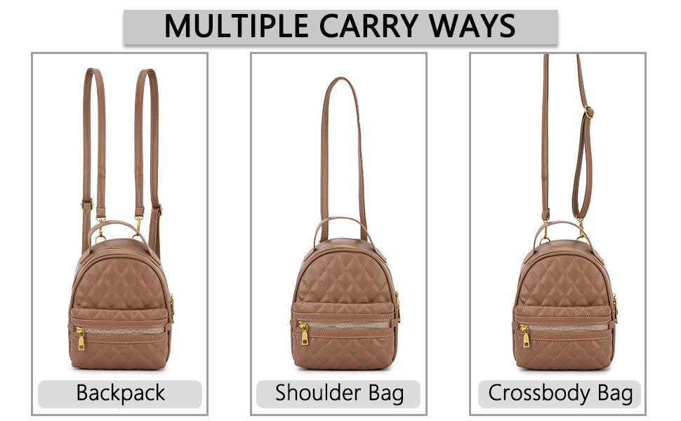 backpack purse women