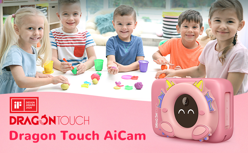 dragon touch kids camera