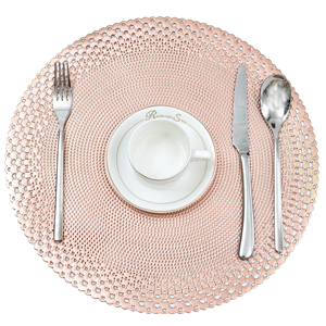 Rose Gold Placemats