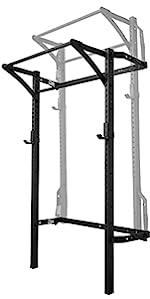 PRx Performance Murphy Rack Fold Up Wall Mounted Squat Rack