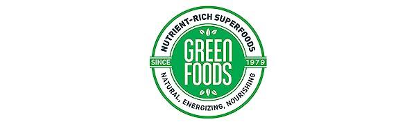 green foods organic green superfoods