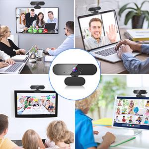 teaisiy-webcam-per-pc-webcam-con-microfono-hd-108