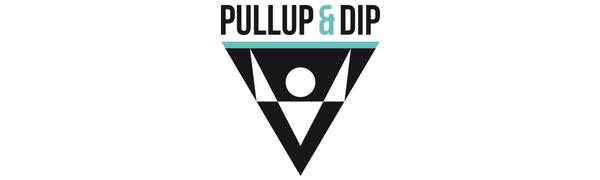PULLUP & DIP Barra de Dominadas y Dips Premium, Barra Dominadas ...