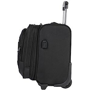 roller laptop bag-Quick Access Design