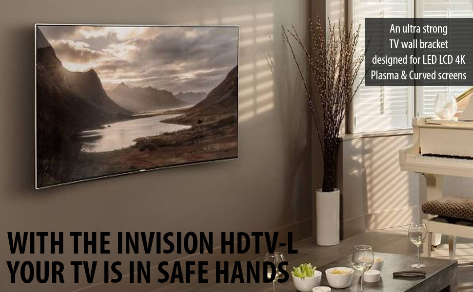 Invision HDTV-L UK Lifestyle Image