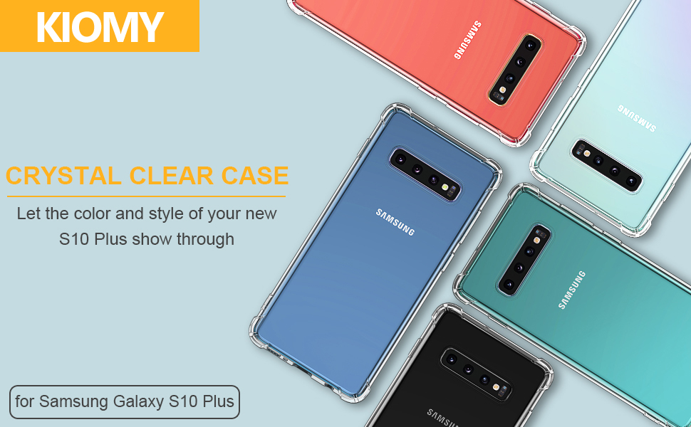Crystal clear case