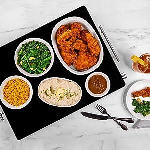 food warmer tray warming trays for buffets hot plate electric keep food warm chafing dish shabbat