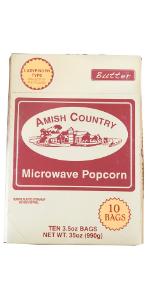 Ladyfinger Cheddar Cheese Microwave Popcorn