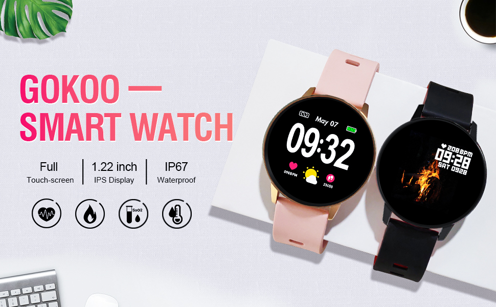 Smartwatch for men women