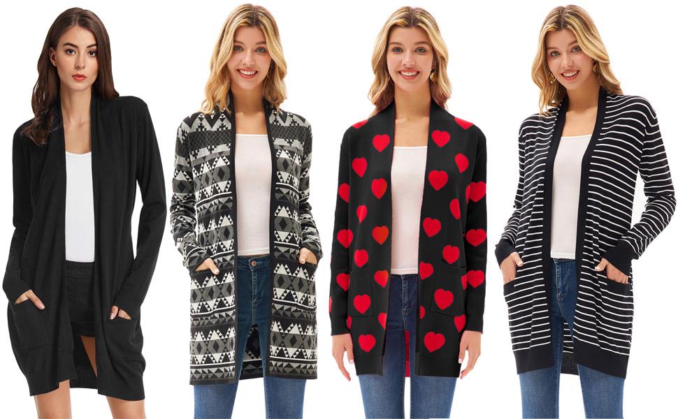 cardigan sweater for women winter