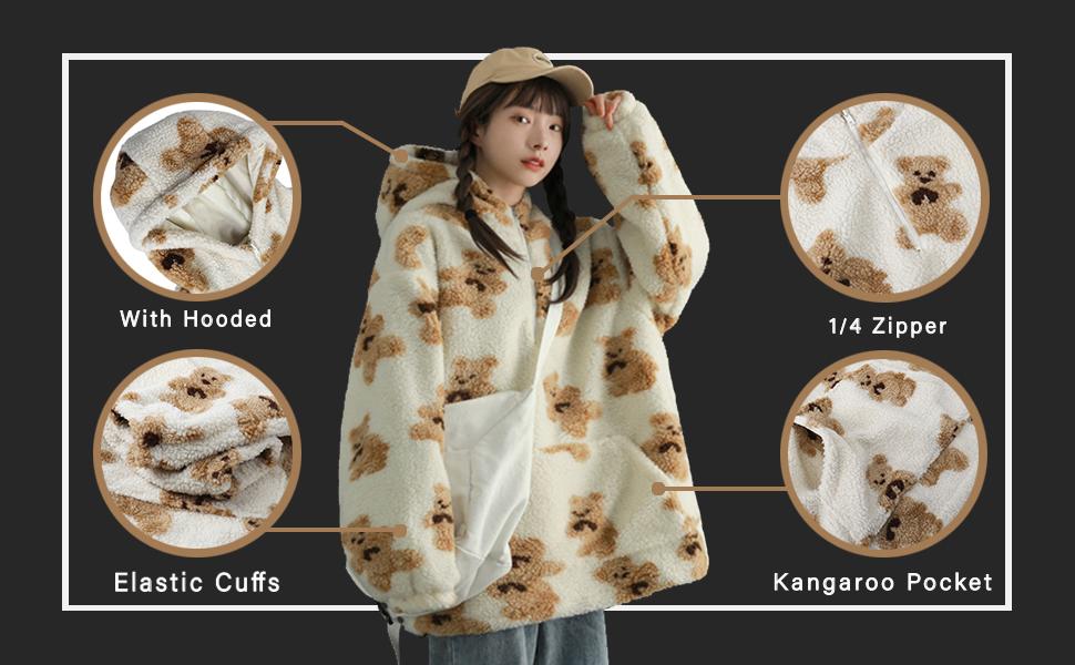 Faux fur Outwear