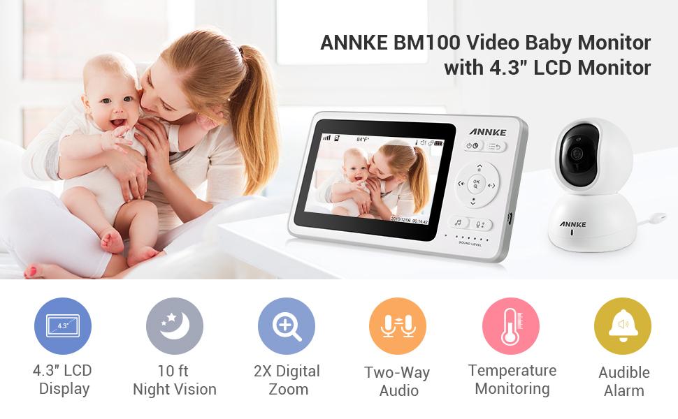 video baby monitor