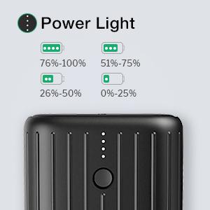 power bank led