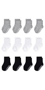 Toddler grip socks