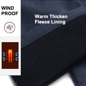 womens rain Snow Ski Pants Soft Shell Fleece Lined Pants Water Resistant Camping Hiking Pants
