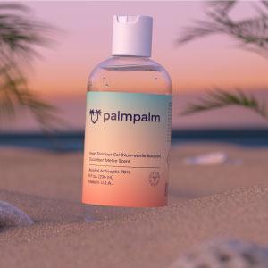 palmpalm hand sanitizer