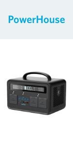 PowerHouse II 800