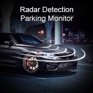 Wave Guard Parking Monitor