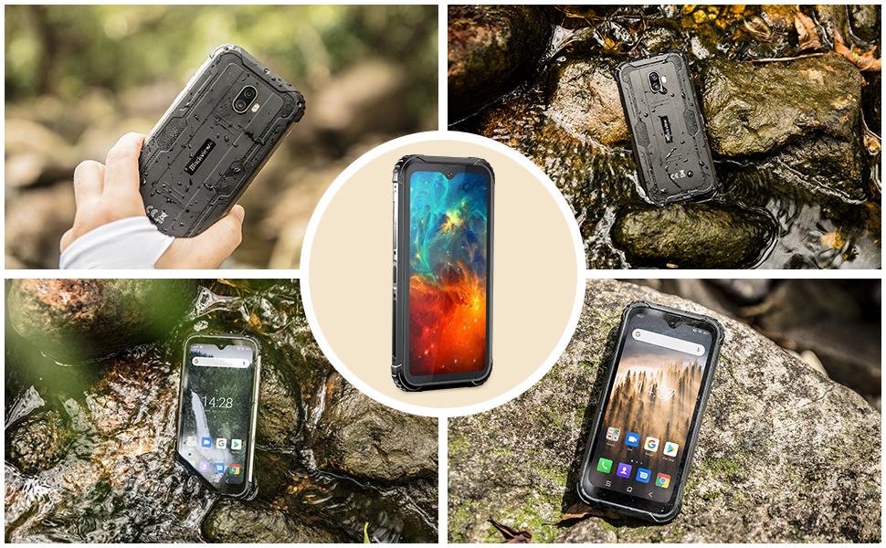 rugged smartphone