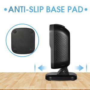 anti-slip base pad